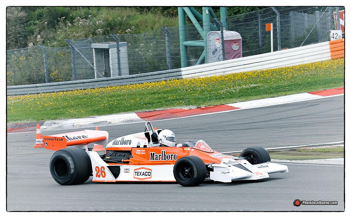 Old Timer Grand Prix - F1 Classic . Circuito Nürburgring Nikon D4 - Nikkor 70-200mm. - f:8.0 - 1/640s - ISO 200