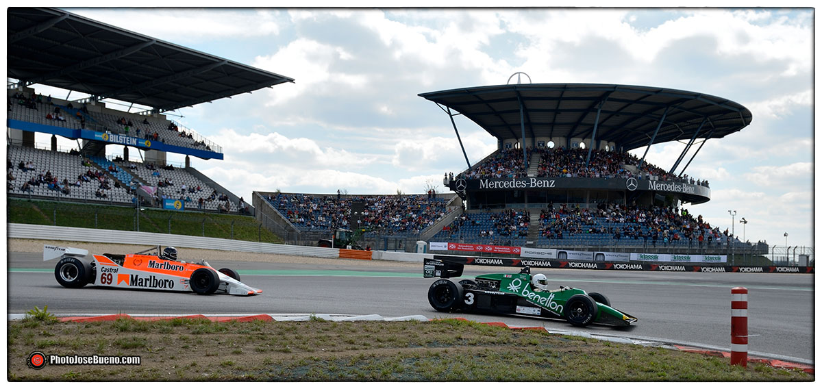 Old Timer Grand Prix - F1 Classic . Circuito Nürburgring Nikon D4 - Nikkor 24-70mm. - f:3.5 - 1/1250s - ISO 200