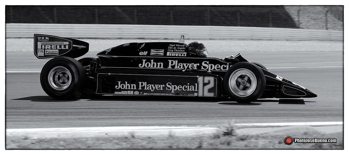 Old Timer Grand Prix - F1 Classic . Circuito Nürburgring Nikon D4 - Nikkor 70-200mm. - f:3.5 - 1/320s - ISO 200