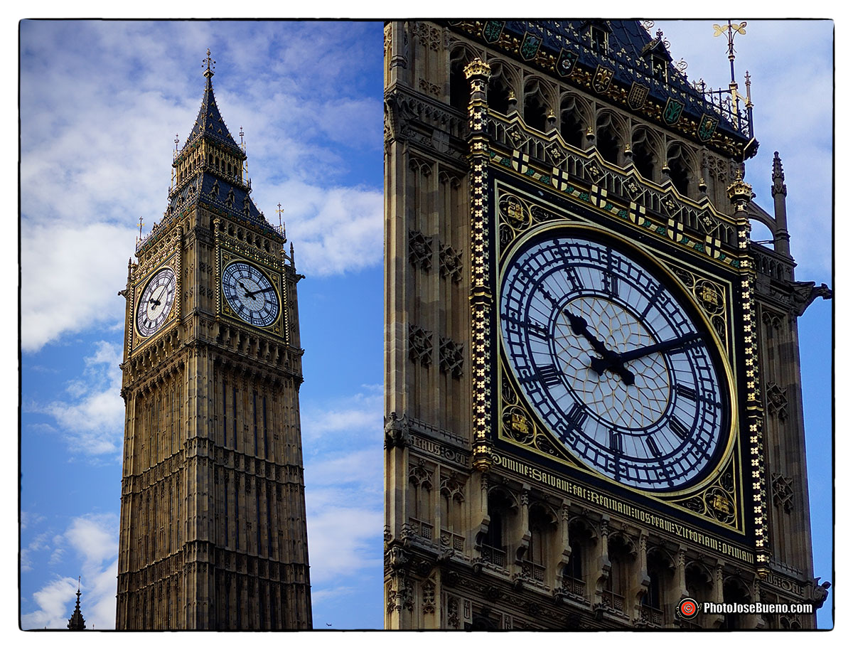 Westminster con ampliación para ver detalle Sony A7R - Carl Zeiss 55mm. f 1.8 - 1/8000s. - f:1.8 - ISO 200